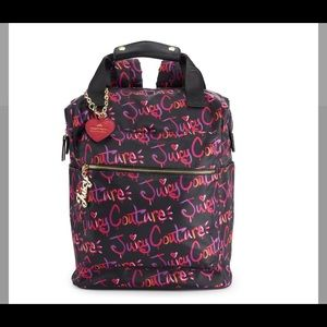 Brand new Juicy Couture City Excursion backpack 🎒